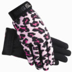 SSG All Weather Gloves in Pink Leopard