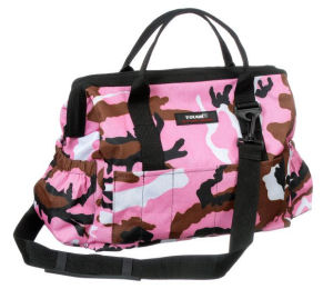 camo groom bag