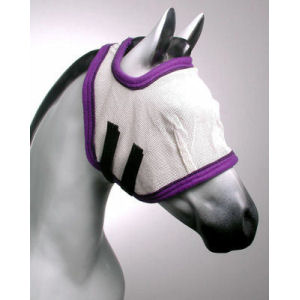 mini horse fly mask