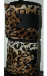 leopard polo wraps