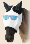 Fly-Away Designer Fly Mask with Ears