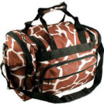 Ozark All Purpose Bag Giraffe