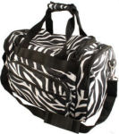 Ozark Zebra All Purpose Bag
