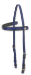 Zilco Deluxe Endurance Bridle - Headstall
