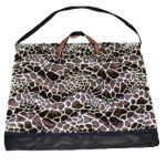 Giraffe Saddle Pad Bag