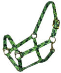 Gone Green Horse Halters