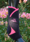 Pegasus Air Boots - Pink Binding