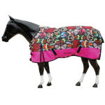 Cowgirl Fever 600 Denier Blanket