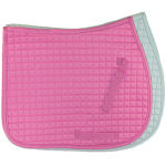 Pink Equine Quilted Saddle Pads