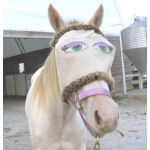Pebbles Fly Mask